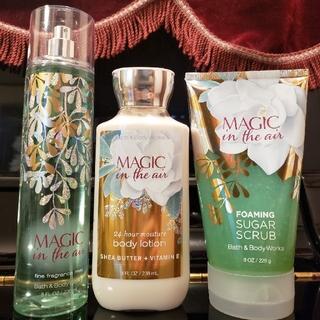 Bath & Body Works - bath&body works magic in the air マジック 3本