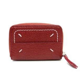 マルタンマルジェラ(Maison Martin Margiela)のメゾンマルジェラ コンパクトウォレット ミニウォレット(財布)