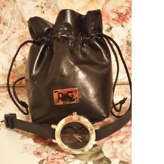 ドルチェアンドガッバーナ(DOLCE&GABBANA)のドルチェ&ガッバーナ腕時計(腕時計)