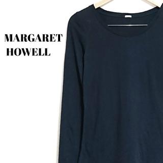MARGARET HOWELL - 美シルエット☆ 上質 マーガレットハウエル 長袖シャツ レディース
