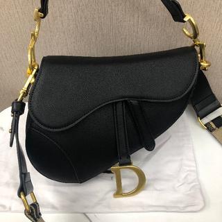Christian Dior - Christian Dior  サドルバッグ 黒