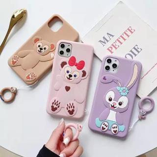Disney - ディズニー ダッフィー シェリーメイ iPhone7/8/X/XS/XR/11