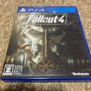 フォールアウト4 PS4(家庭用ゲームソフト)