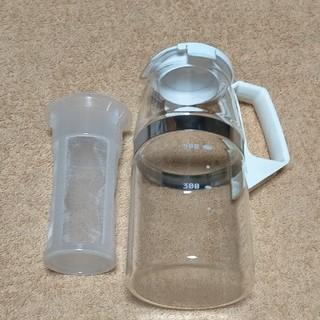 パイレックス(Pyrex)の市川園オリジナル・パイレックス・耐熱ガラス・クールサーバー 0,9リットル(食器)