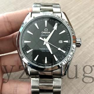 OMEGA - 未使用 オメガ OMEGA 自動巻きメンズ 腕時計