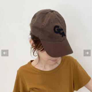 L'Appartement DEUXIEME CLASSE - アパルトモン GOOD GRIEF LOGO CAP タグ付き新品