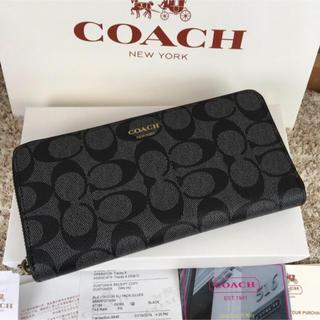 コーチ(COACH)のcoach 長財布(長財布)