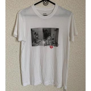 シップス トップス Tシャツ 白 SHIPS/RobertaBayley