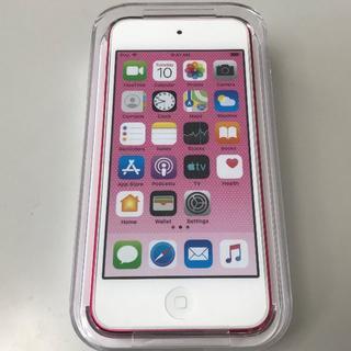 アイポッドタッチ(iPod touch)の新品 iPod touch 第7世代 2019 32GB(ポータブルプレーヤー)