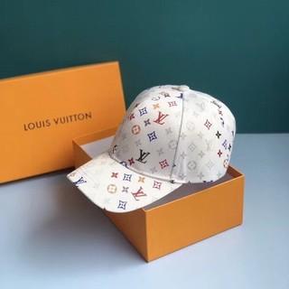 ルイヴィトン(LOUIS VUITTON)のLV 新品 キャップ 帽子 男女兼用(キャップ)