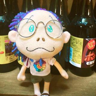 村上隆 Kaikaikiki ムラカミ人形 Murakami Doll お花(ぬいぐるみ/人形)