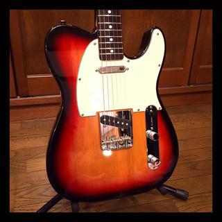 フェンダー(Fender)の定価12万円!bacchus btl-62nv 中古 値下げ(エレキギター)