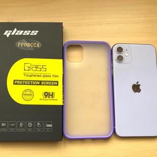 iPhone - 美品 iPhone 11 パープル 64 GB SIMフリー バッテリー100%