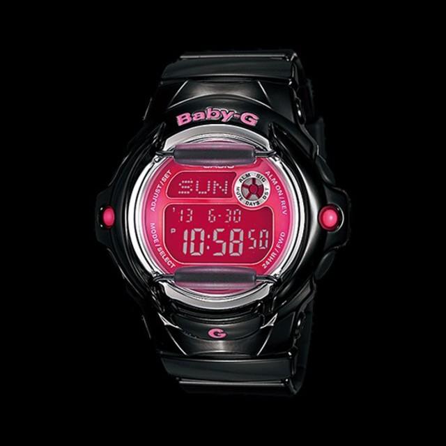 CASIO(カシオ)のCASIO ベイビーG 腕時計 BI-169R-1BJF レディースのファッション小物(腕時計)の商品写真