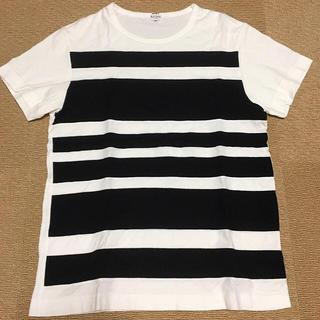 ポールスミス(Paul Smith)のポールスミス ボーダーTシャツ ブラック ホワイト M 白 黒(Tシャツ/カットソー(半袖/袖なし))