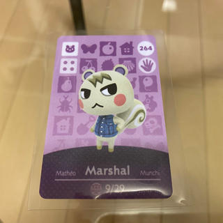 ニンテンドースイッチ(Nintendo Switch)のどうぶつの森 amiiboカード ジュン(カード)