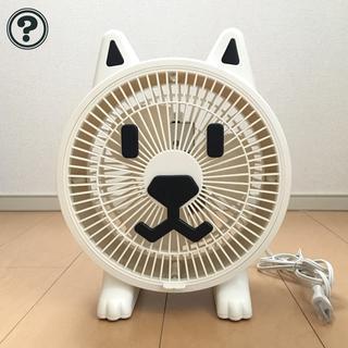 Softbank - 【非売品】お父さん犬 扇風機 おまけ付き