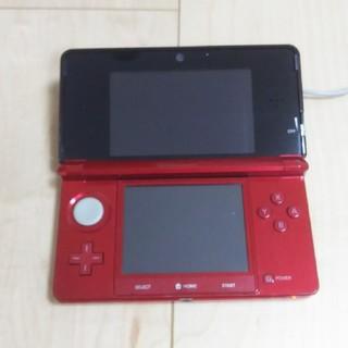 ニンテンドー3DS - 任天堂 3DS ワインレッド