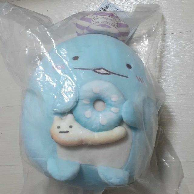BANDAI(バンダイ)のすみっコぐらし 一番くじ ぬいぐるみ D賞 とかげ エンタメ/ホビーのおもちゃ/ぬいぐるみ(キャラクターグッズ)の商品写真