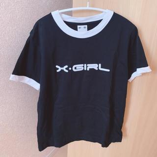 エックスガール(X-girl)のエックスガール Tシャツ(Tシャツ(半袖/袖なし))