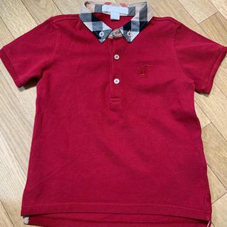 BURBERRY - バーバリー ベビー ポロシャツ