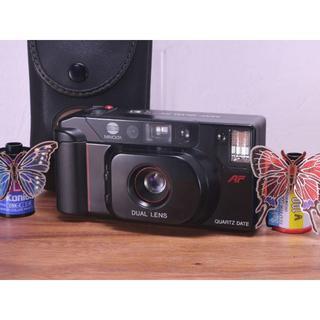 完動品◎ MINOLTA MAC-DUAL AF フィルムカメラ