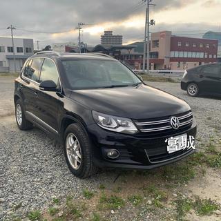 Volkswagen - 全コミ 23年 VW ティグアン 車検あり不具合あり