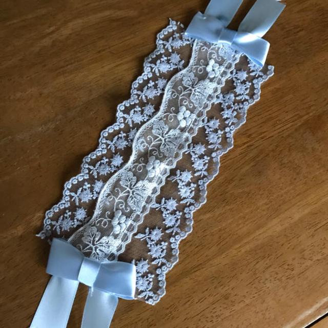 クラシカルなヘッドドレス ロリータ レディースのヘアアクセサリー(カチューシャ)の商品写真
