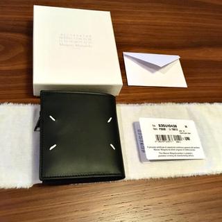 マルタンマルジェラ(Maison Martin Margiela)の新品正規品 Maison Margiela 20AW ウォレット 二つ折り財布(折り財布)