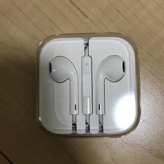 Apple - Apple イヤホン 純正品