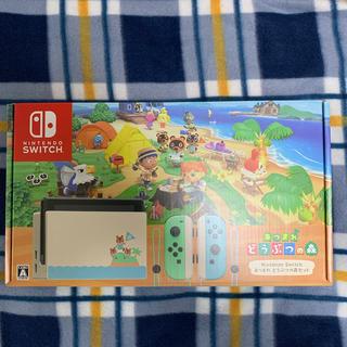 Nintendo Switch - 【新品・未使用品】Nintendo Switch あつまれ どうぶつの森セット/