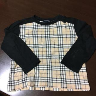 バーバリー(BURBERRY)のBurberry ロングTシャツ 110cm(Tシャツ/カットソー)