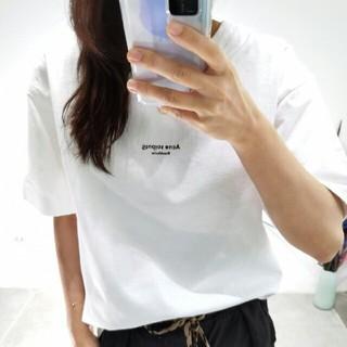 ACNE -  Acne Studios リバースロゴTシャツ