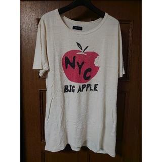 アメリカンラグシー(AMERICAN RAG CIE)の★AMERICAN RAG CIE BIG APPLE シルク 100%(Tシャツ/カットソー(半袖/袖なし))