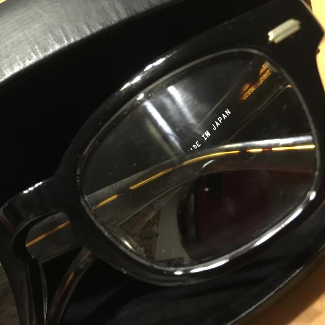 TOMORROWLAND(トゥモローランド)のtomorrow land 伊達眼鏡 レディースのファッション小物(サングラス/メガネ)の商品写真
