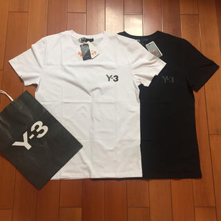 Y-3 - Y-3サイズM黒白2枚セットTシャツ