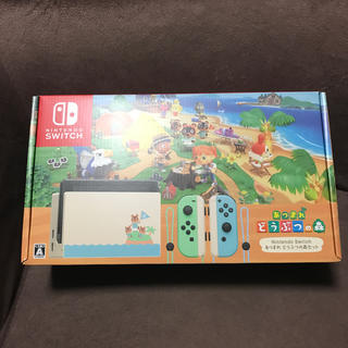 Nintendo Switch - NINTENDO  スイッチ あつまれどうぶつの森セット
