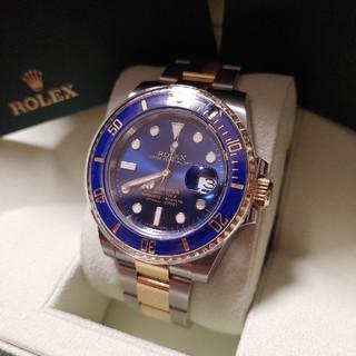 ロレックス(ROLEX)の中古美品 ロレックス サブマリーナ 116613LB 青サブ 2013年11月(腕時計(アナログ))
