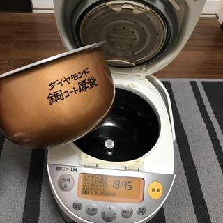 Panasonic - 可変圧力IH炊飯器 5.5 Panasonic 【送料込み】
