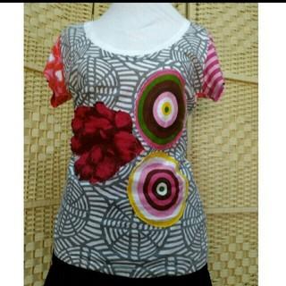 デシグアル(DESIGUAL)のデジグアル  (Tシャツ(半袖/袖なし))