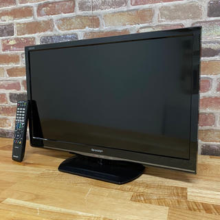 AQUOS - シャープ 24V型 液晶 テレビ AQUOS LC-24K9B ハイビジョン