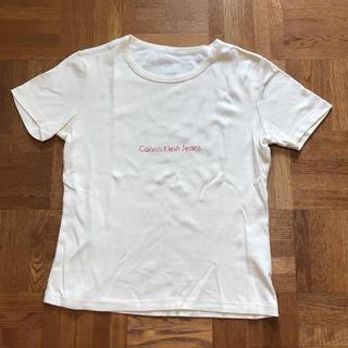 カルバンクライン(Calvin Klein)のカルバンクライン ジーンズ Tシャツ(Tシャツ(半袖/袖なし))