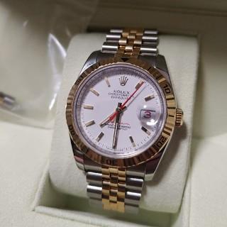 ロレックス(ROLEX)の中古美品 高年式 ロレックス ターノグラフ 116263 ジュビリーブレス(腕時計(アナログ))