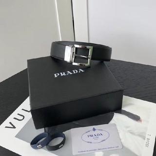 PRADA - 20SS PRADA ベルト 未使用