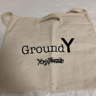 ヨウジヤマモト(Yohji Yamamoto)のground Y トートバック バッグ(トートバッグ)