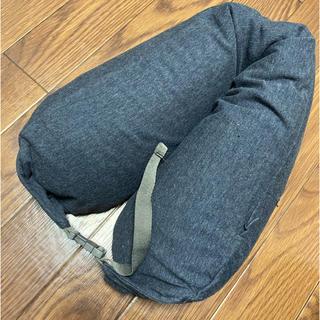 ムジルシリョウヒン(MUJI (無印良品))の無印 ネッククッション(旅行用品)