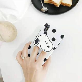 スヌーピー(SNOOPY)のiPhone8 ケース スヌーピー (iPhoneケース)