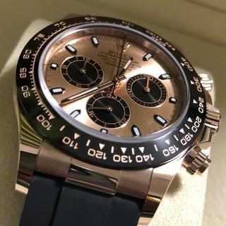 ロレックス(ROLEX)のオイスターフレックスデイトナ 116515LN 付属品①(腕時計(アナログ))