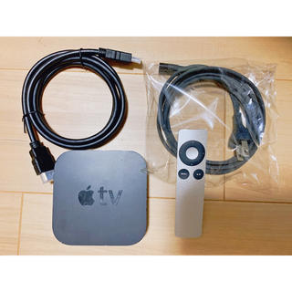Apple TV  HDMIケーブル付き