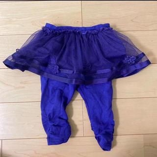 アナスイミニ(ANNA SUI mini)のANNA SUI mini スパッツ付きチュチュ(スカート)